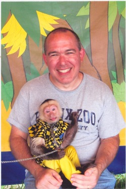 CMParry and a monkey